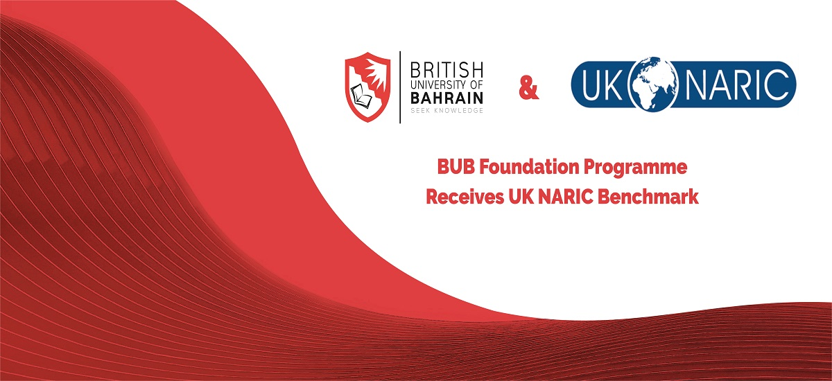 UK Naric approval for the BUB Foundation programme, has now been awarded to BUB. In addition, all of the UK Degree Courses at BUB are accepted by any UK University, for full UK transfer options.